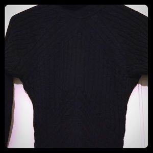 Marciano chic sweater dress